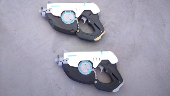 Overwatch Tracer guns