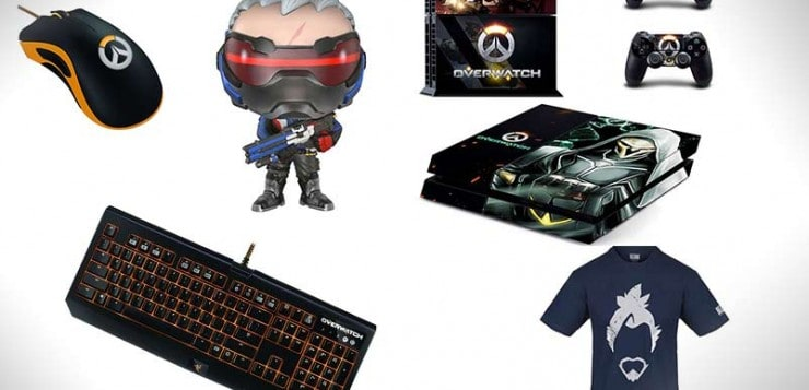 Best Overwatch Merchandise You Can Buy Right Now