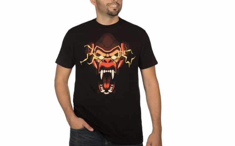 Overwatch t-shirts