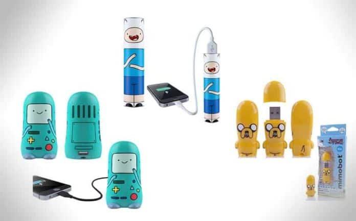 Adventure Time Phone Accessories
