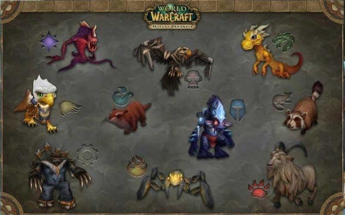 wow battle pets