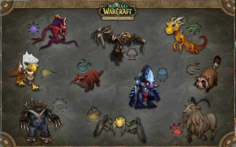 A Wow Battle Pets Mobile Game Is All I Want