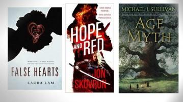 new fantasy books june 2016