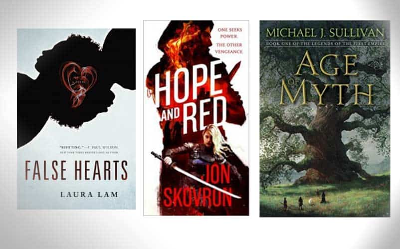 new fantasy books june 2016
