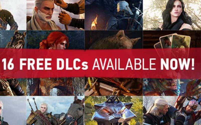 free DLC