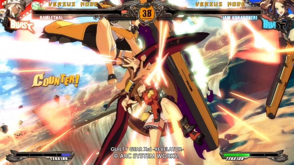 guilty gear xrd revelator review ps4