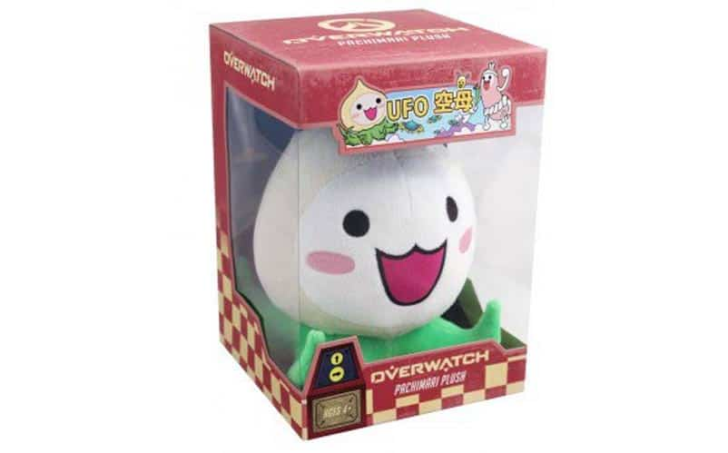 Pachimari plush overwatch