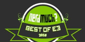 Best of E3 2016 Nerd Much