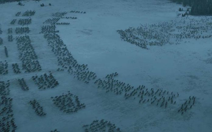 game of thrones RTS