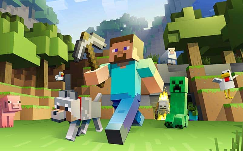 Minecraft movie release date