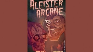 aleister arcane movie
