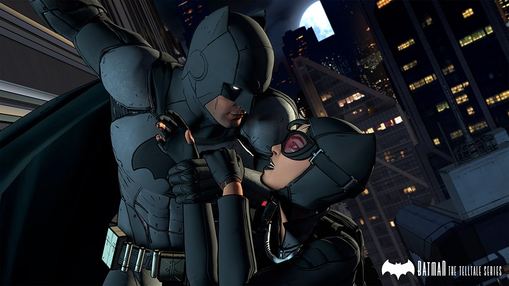 Batman The Telltale Series release date