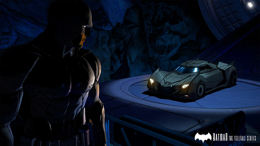 Batman the telltale series screenshots