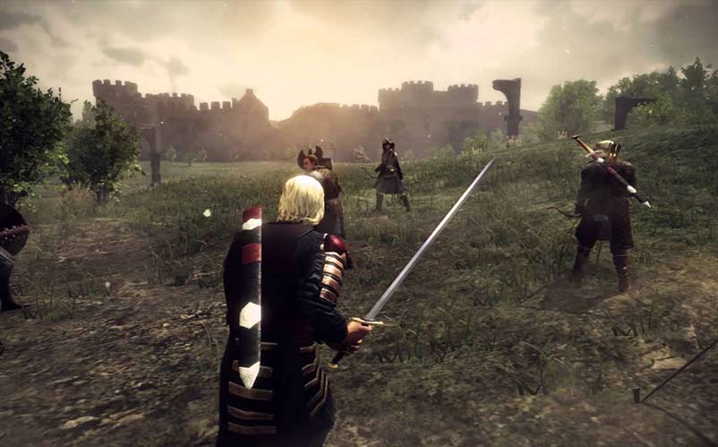 Game of thrones mmo still in development for Game of thrones christmas gifts 2016