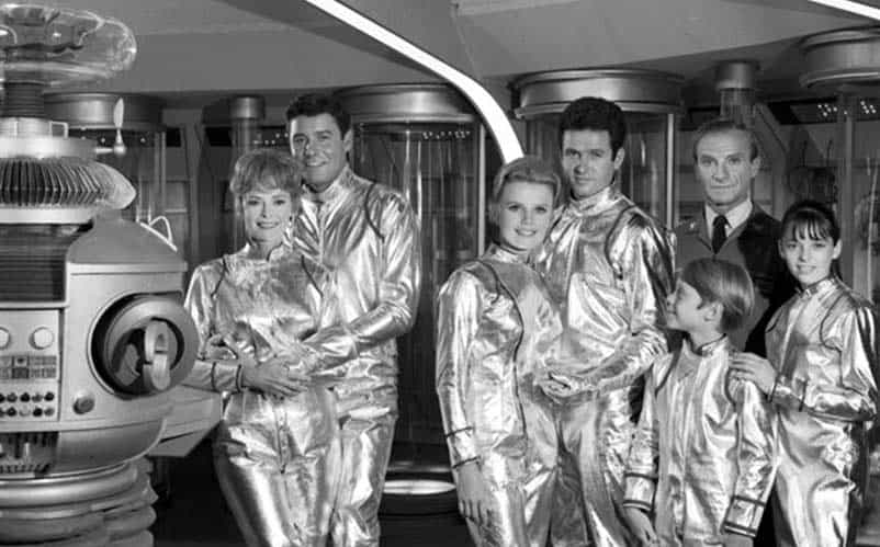 Lost in space serie