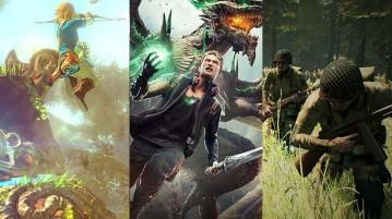upcoming games 2017