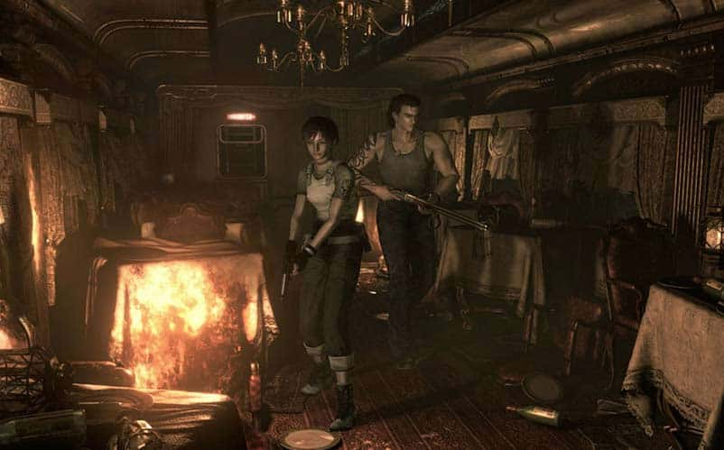 resident evil 0 disappointing