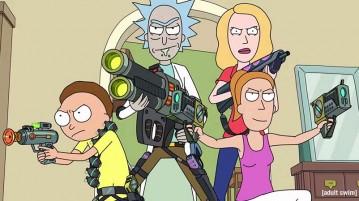 Rick and Morty Season 2 blu-ray review