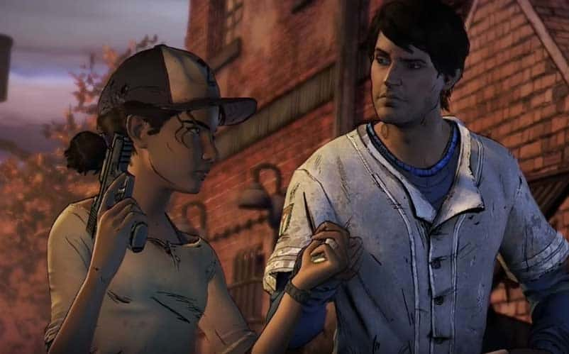 Telltale's the walking dead season 3 trailer