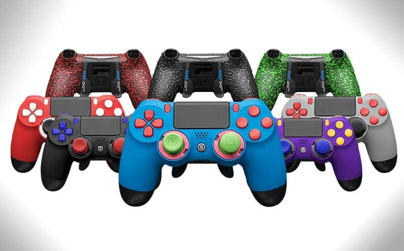 Best Christmas Toys 2017 >> SCUF Infinity 4PS Custom PS4 Controllers | Nerd Much?