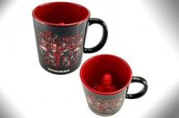 The Walking Dead Zombie Inside Mug