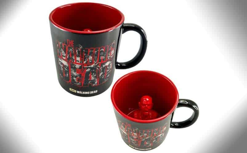 The Walking Dead Zombie Inside Mug