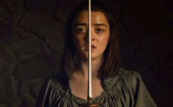 Arya kills cersei
