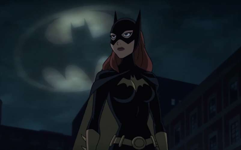 Batgirl Batman the killing joke