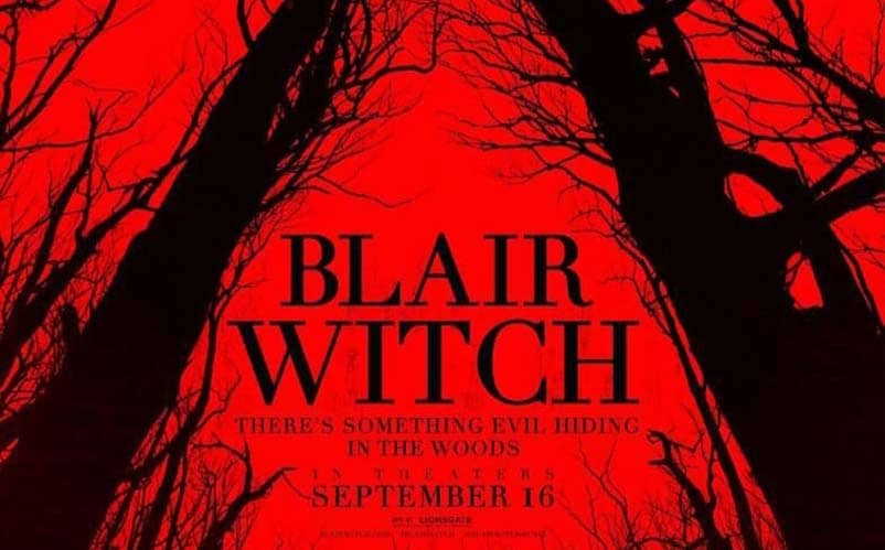 Blair Witch (2016) Official Trailer (HD) The Blair Witch Project ...