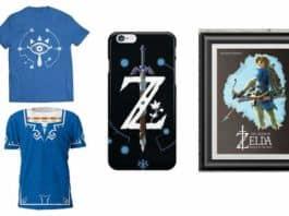 zelda merchandise
