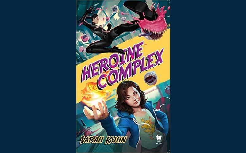 upcoming superhero books