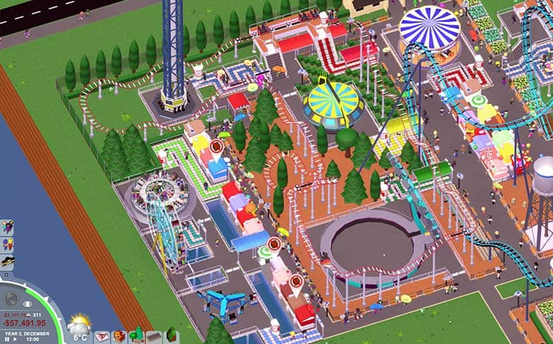 Parkitect Early Access