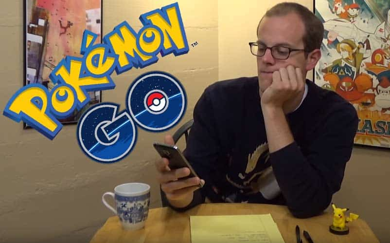 Pokemon Go is just okay