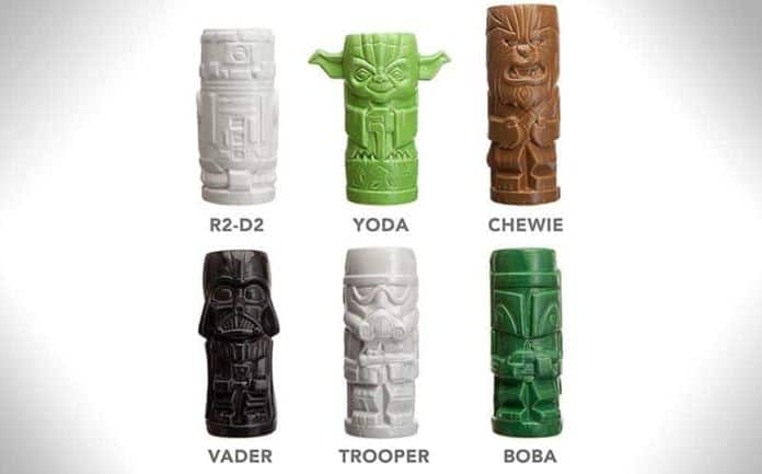 Star Wars tikis