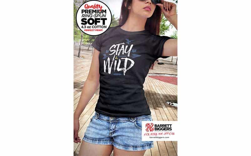 stay wild zelda shirt