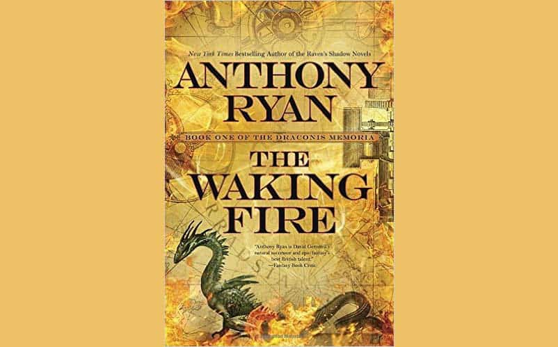 the waking fire books