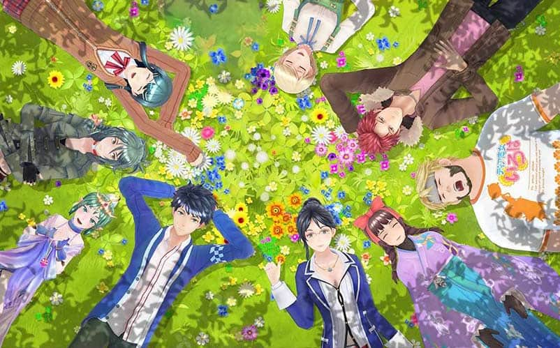 tokyo mirage sessions dating disaster