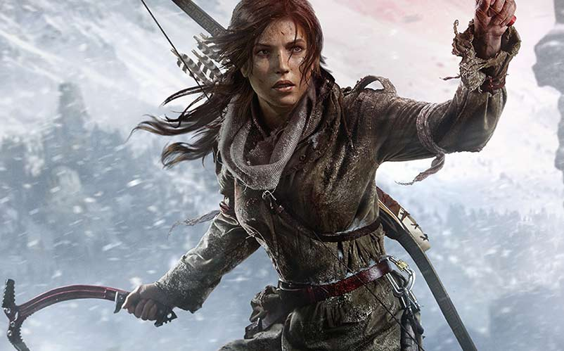 Tomb Raider Movie Release Date Set for 2018