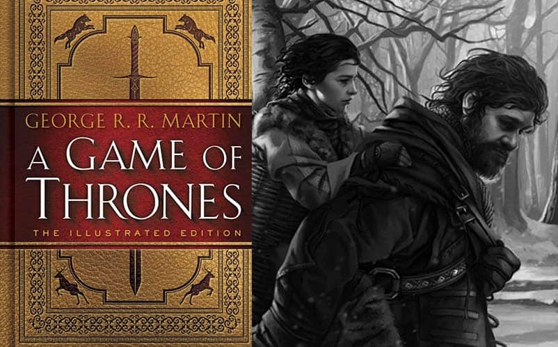a game of thrones illustrated edition pre-order