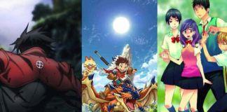 fall anime 2016