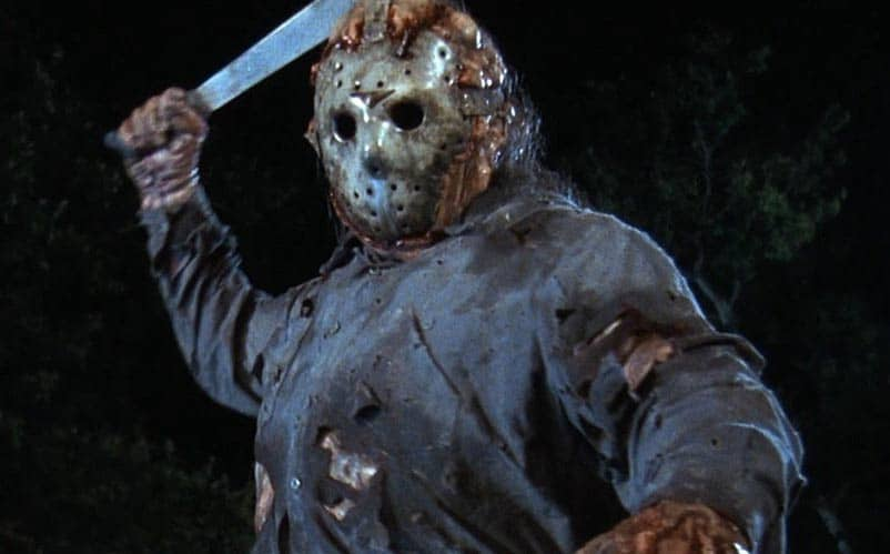 What does jason from friday the 13th look like 9