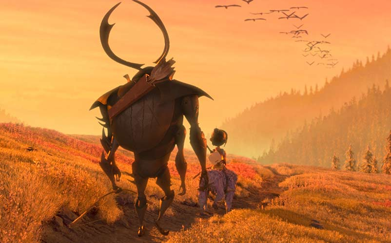 Kubo and the Two Strings reviews