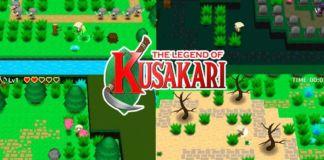 legend of kusakari review