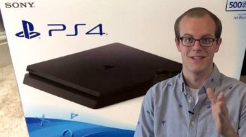 PS4 Slim reactions