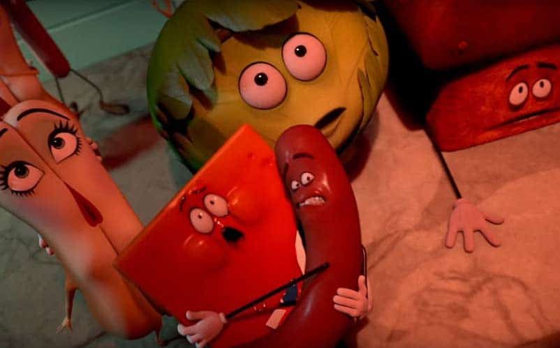 Sausage Party movie review