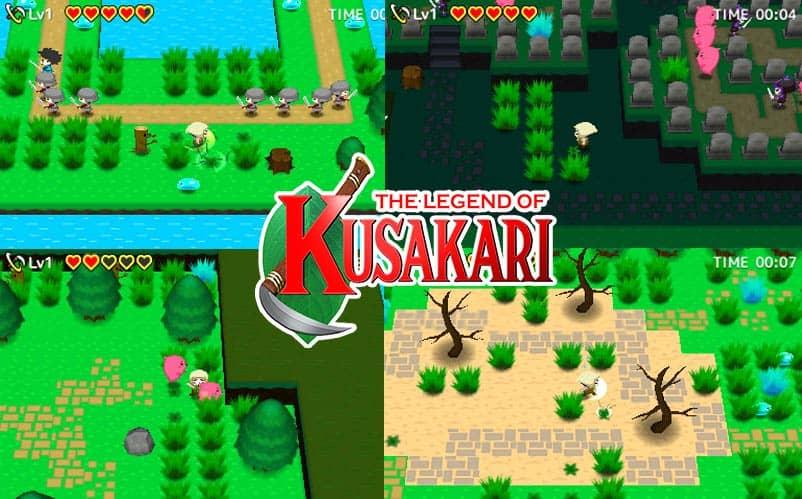 the legend of kusakari review