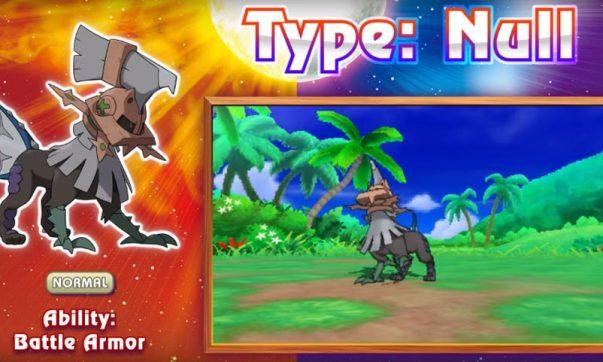 Afbeeldingsresultaat voor type null pokemon
