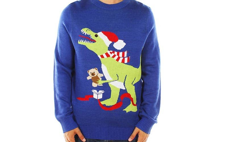 trex christmas sweater - Unique Christmas Sweaters