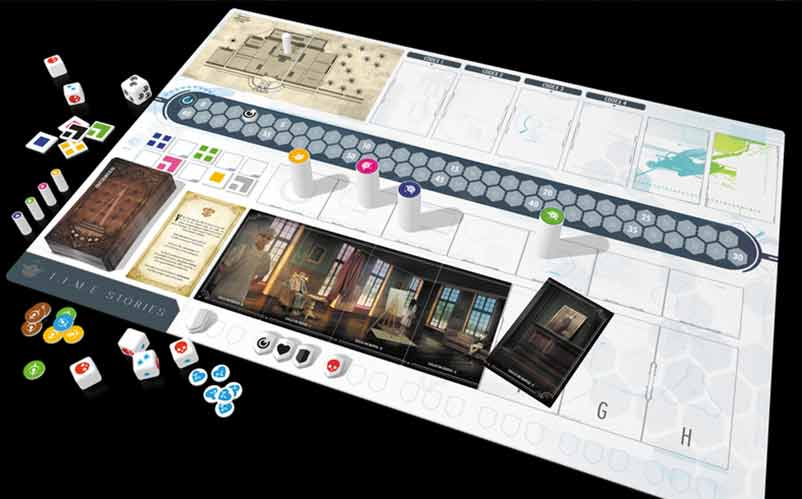time stories board game