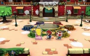 Paper Mario Color Splash release